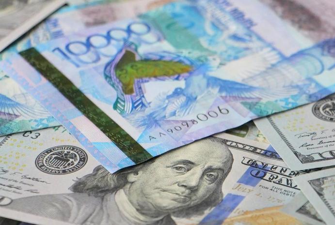 Курс доллара в Астане на сегодня