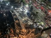 Число погибших при обрушении отеля в Китае возросло до 18 человек