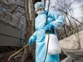 В Херсонской области зафиксирован первый случай заражения коронавирусом