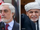 В Афганистане присягу приняли сразу два президента