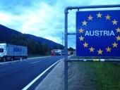 Австрия вводит ограничения на въезд в страну из Германии