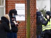 В Германии за сутки зафиксировали более 700 случаев заболевания COVID-19
