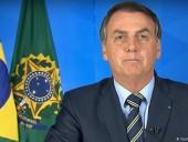 Президент Бразилии призвал к отмене карантина
