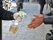 Эпидемия коронавируса: в Иране дефицит дезинфицирующих средств для рук