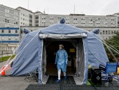 Эпидемия коронавируса: первый случай инфицирования COVID-19 в Риме - заразился полицейский