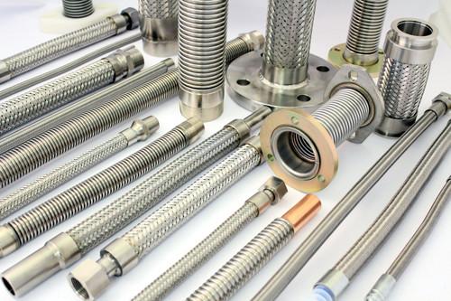 Производство гофрированных металлорукавов из нержавеющей стали