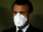 Макрон призвал к тесной координации с ВОЗ в борьбе с коронавирусом