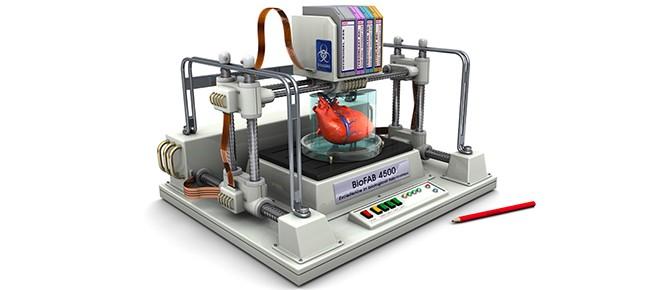 Будущее за 3D-печатью
