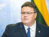 Глава МИД Литвы: наш регион знаком с Чернобыльской трагедией не по сериалу