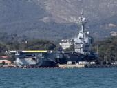 На борту французского авианосца коронавирус обнаружили у 940 моряков