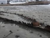 В США археологи раскрыли тайну корабля, периодически появляющегося из-под песка