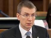 Глава МИД Латвии о Чернобыльской катастрофе: это напоминание о последствиях сокрытия истины