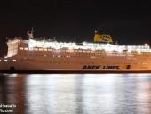 В Греции обнаружили 20 случаев COVID-19 на круизном судне с украинцами в экипаже