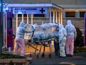 Пандемия коронавируса от COVID-19 в Италии погибли уже более 20 тысяч человек, почти 160 тысяч - больны