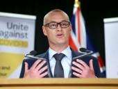 Главу Минздрава Новой Зеландии понизили в должности из-за нарушения карантина