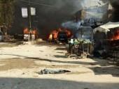 В Сирии взорвалась нефтяная автоцистерна, более 40 человек погибли