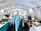 Пандемия COVID-19: рекордное суточное количество выздоровевших в Италии, 13 155 человек - умерли, более 110 тысяч - больны
