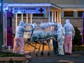 Пандемия коронавируса: COVID-19 унес жизни уже более 26 тысяч граждан Италии, объем вспышки идет на понижение