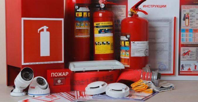 Услуги аутсорсинга пожарной безопасности