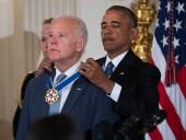 Обама поддержал Байдена в борьбе за пост президента США
