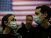 Количество инфицированных коронавирусом в Нью-Йорке перевалило за 100 тыс. человек