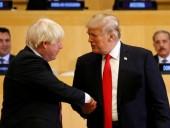 Трамп о госпитализации премьер-министра Великобритании Джонсона: США молится за него