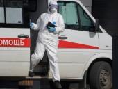Пандемия коронавируса: перед больницей в Москве возникла пробка со скорыми с инфицированными COVID-19