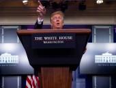 Трамп намерен приостановить финансирование ВОЗ
