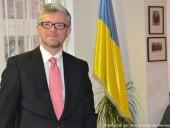 Посол Украины в Германии предложил экс-канцлеру Шредеру паре по Крыму