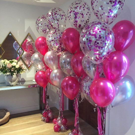 Красочные гелиевые шарики для любого праздника