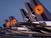 Власти Германии одобрили пакет помощи для авиакомпании Lufthansa на 9 млрд евро
