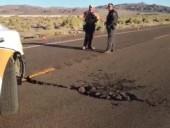 В Неваде произошел самое мощное землетрясение с 1954 года