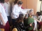 Самым старым человеком, который выздоровел от COVID-19, стала 113-летняя жительница Испании