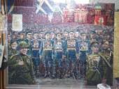 В России решили перенести мозаику со Сталиным из храма Минобороны в музей