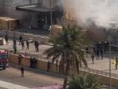 В Багдаде в районе