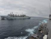 Военные суда США впервые за 30 лет вошли в Баренцево море