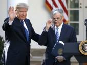 Трамп заявил, что уверен в необходимости введения для ФРС США отрицательной ставки