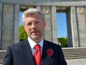 Посол Украины в Германии отказался участвовать в церемонии в Берлине совместно с послом РФ