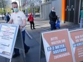 Пандемия: количество инфицированных COVID-19 в Германии достигло 176 тысяч лиц, за сутки умерли еще 83 человека