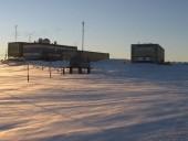 На российской станции в Антарктиде произошел пожар