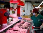 Китай частично прекратил импорт мяса на фоне опасений из-за COVID-19