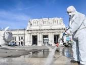 Пандемия: COVID-19 в Италии за сутки стал причиной смерти 71 человека, в целом - 33 601 жертва