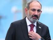 Премьер-министр Армении Пашинян получил положительный тест на коронавирус