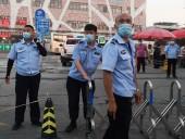 Пандемия: в Пекине ввели режим