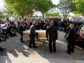 В США похоронили Джорджа Флойда, из-за смерти которого по миру прокатились антирасистские протесты