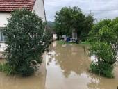 В западной Сербии из-за наводнения объявили чрезвычайное положение