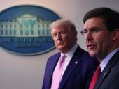 В США чиновник Пентагона показательно подал в отставку из-за подавления протестов