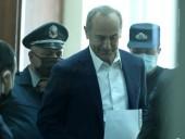 Экс-президента Армении освободили из-под стражи под залог в 4 млн долларов