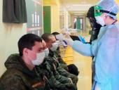В России за сутки обнаружили 6852 случая COVID-19, всего - более 625 тысяч