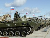 Разведка: ВС РФ планируют провести учения на приграничных с Украиной территориях и в Крыму